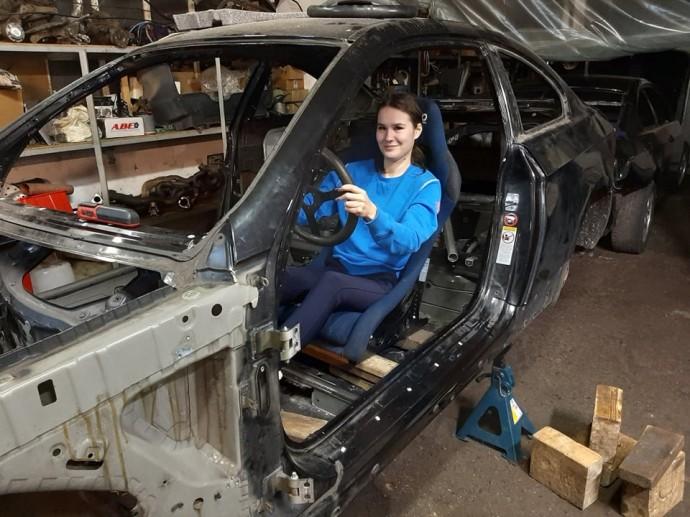 Naujas Kristianos bolidas – BMW E92