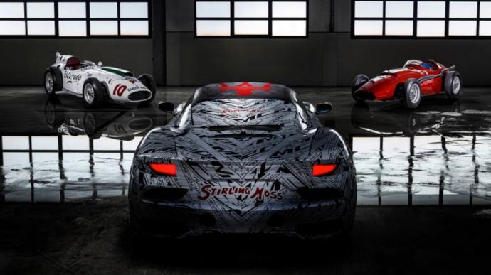 Maserati MC20 prototipas