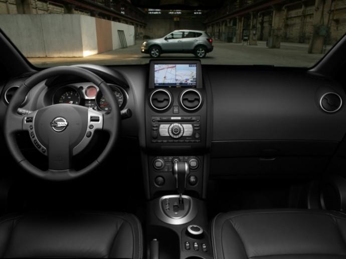 Atsiliepimai apie Nissan Qashaqi