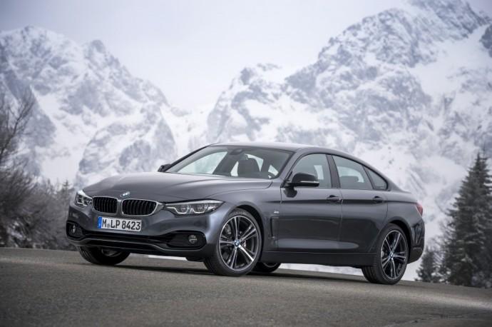 BMW 4 serija Gran Coupe