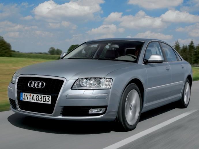 Audi A8 2.8 FSIe