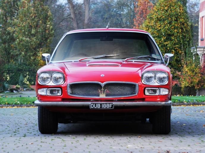 Pirmos kartos Maserati Quattroporte