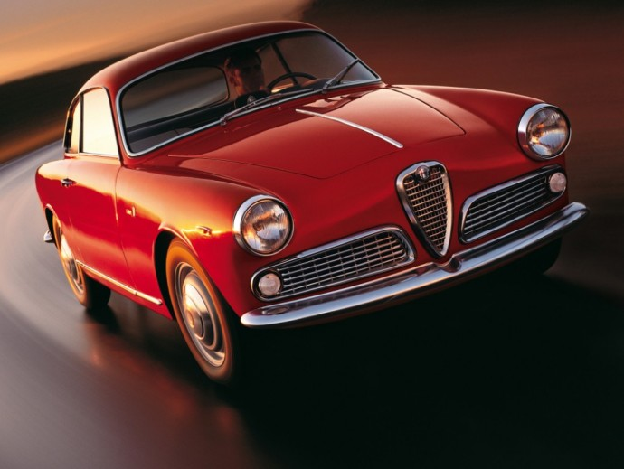 Alfa Romeo Sprint 1300