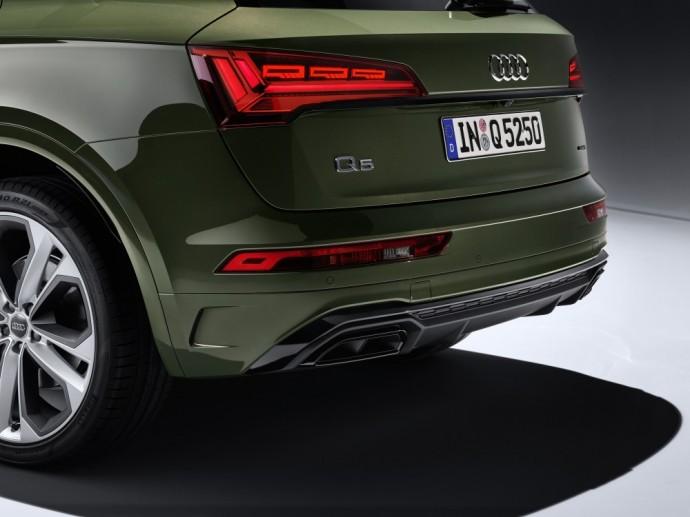 Atnaujintas Audi Q5 visureigis