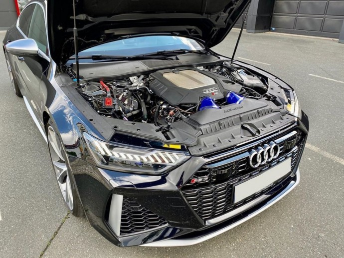 Patobulinta Audi RS7 Sportback