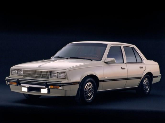 Kompaktinės klasės Cadillac Cimarron