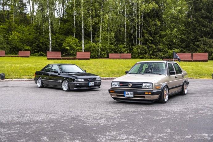 Volkswagen Jetta ir Audi 90