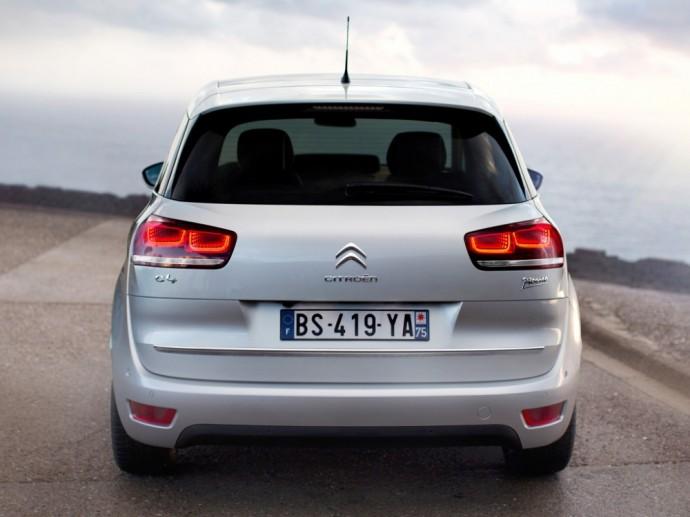 Citroën C4 Picasso atsiliepimai