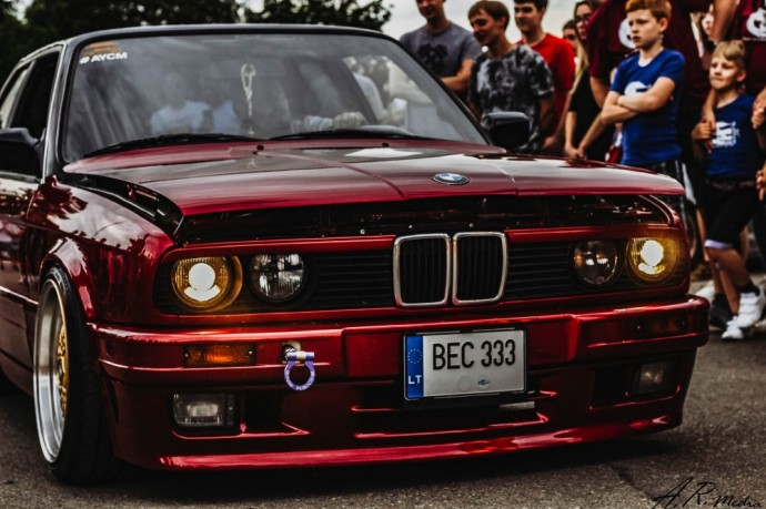 United BMW susitikimas Jonavoje
