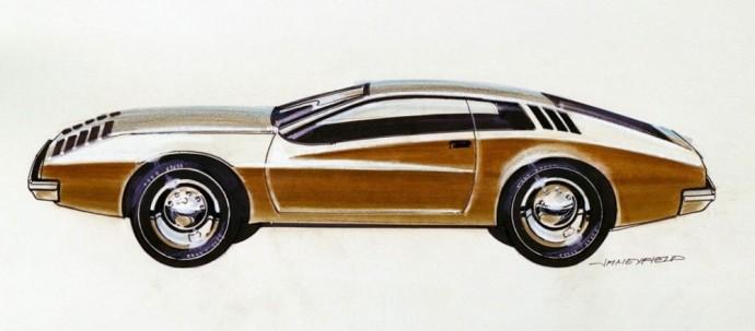 Antros kartos Ford Mustang
