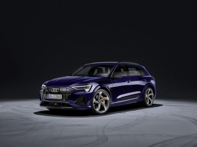 """Audi e-tron S"" ir ""Audi e-tron S Sportback"""