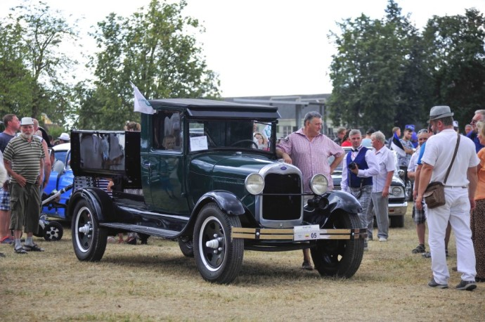 1922 metų Ford AA