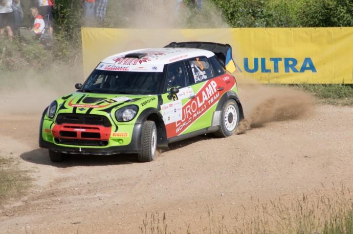 Valeriy Gorban Estijos ralyje
