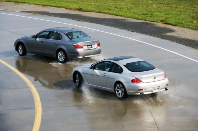 BMW 5 ir 6 serija