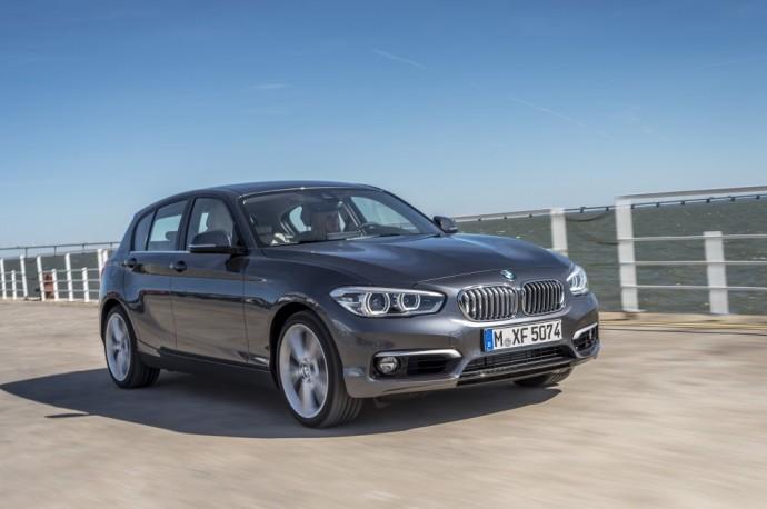 Naudotos 1 serjos BMW apžvalga