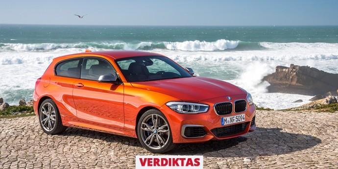Atsiliepimai apie 1 serijos BMW
