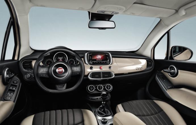 Naudoto Fiat 500X apžvalga