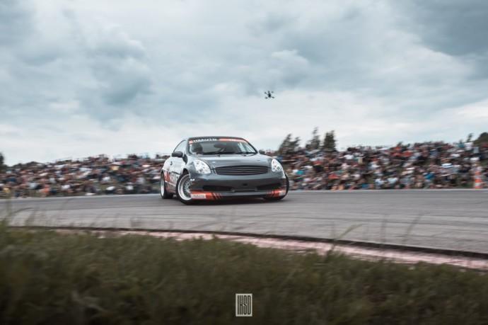 Lietuvos drifto čempionato dalyvis – Robertas Šalkauskas