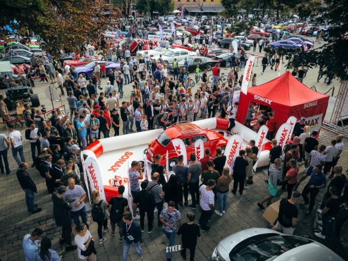 Kaune įvykęs Memel Motor Fest