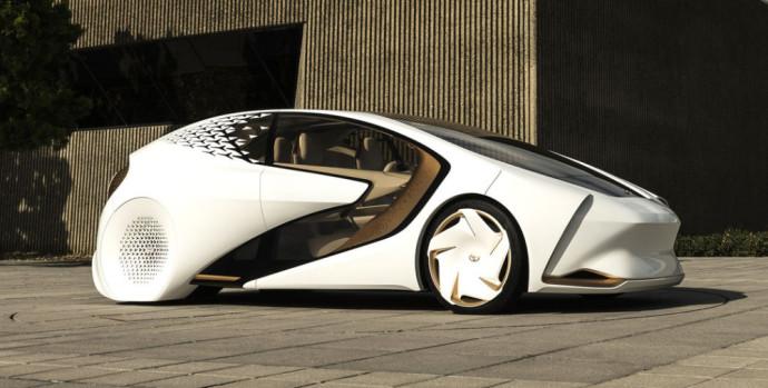 Toyota Concept-i koncepcija