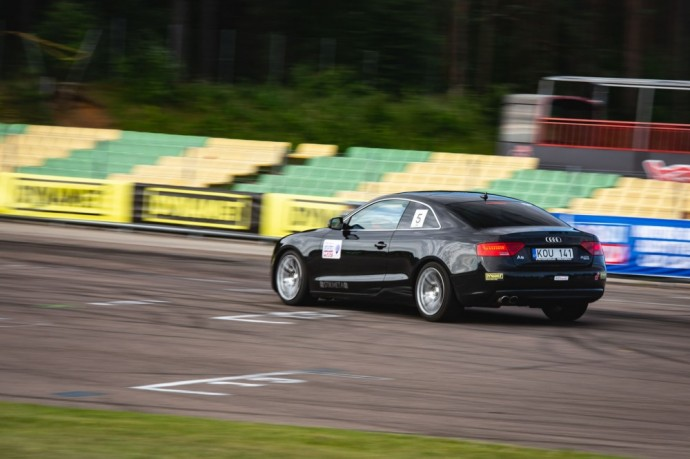 Ring Challenge - Audi A5