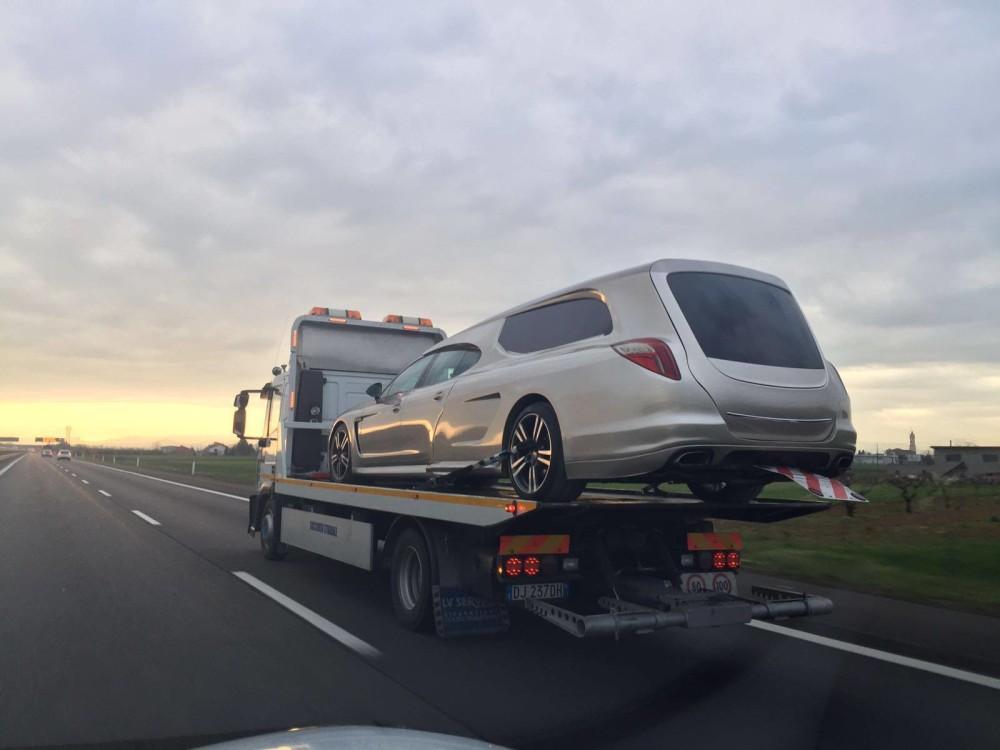 "Laidotuvėms skirtas ""Porsche"""