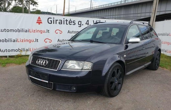 Autobilis.lt parduodama Audi