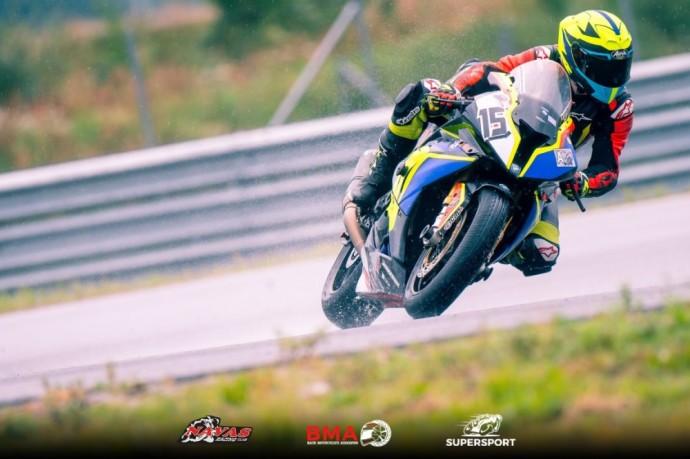 """""""Baltic Motorcyclist Asociation"""" (""""BMA"""") čempionatas"""