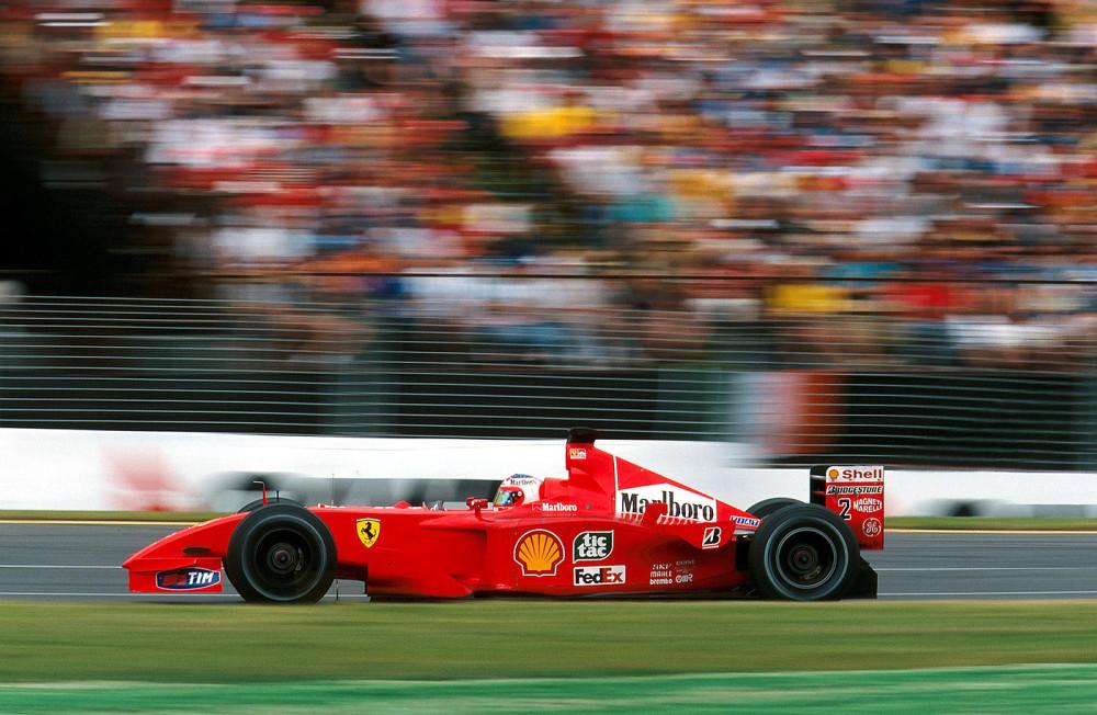 """Formulės 1 čempiono """"ginklai"""""""
