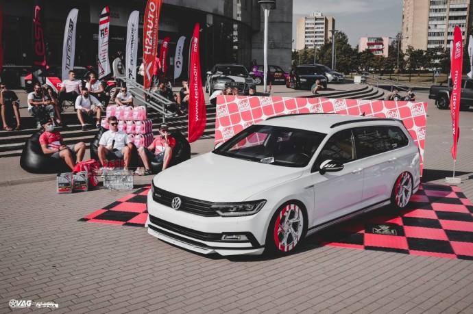 """VAG Lithuanian Fan"" automobilių paroda"