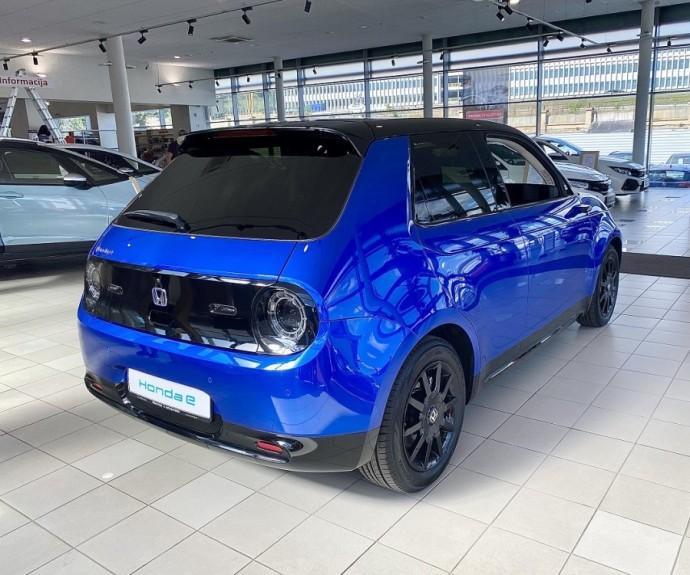 Elektrinis Honda e