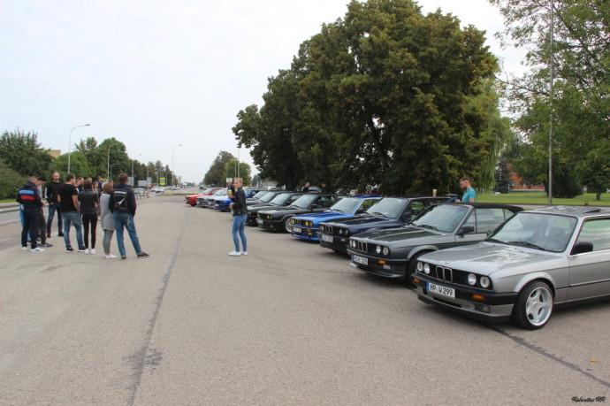 BMW E30 išvyka po pietvakarių Lietuvą