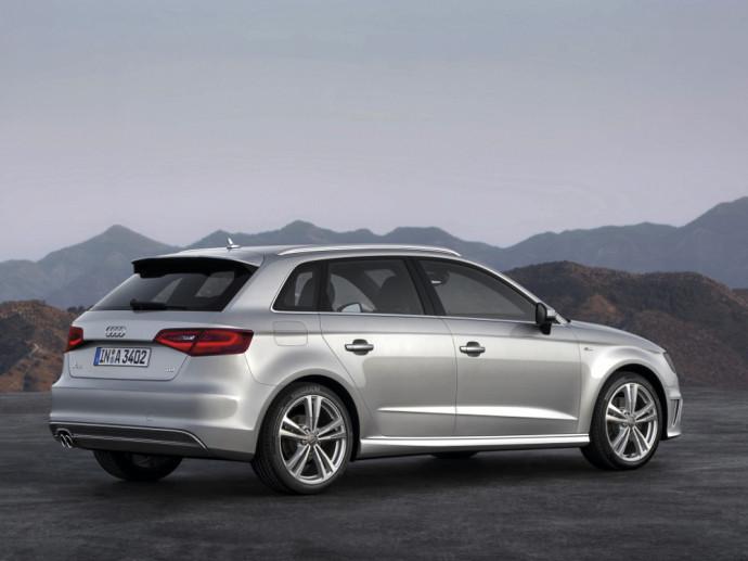 Naudoto Audi A3 Sportback apžvalga