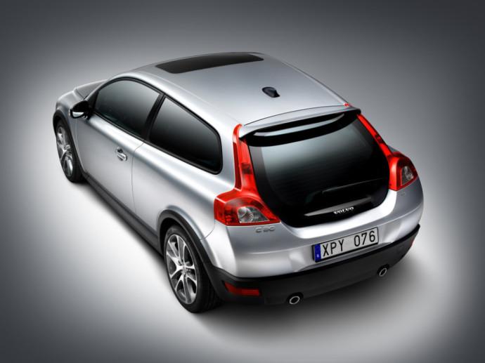 Naudoto Volvo C30 apžvalga