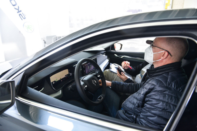 Geriausias Lietuvos vairuotojas 2020