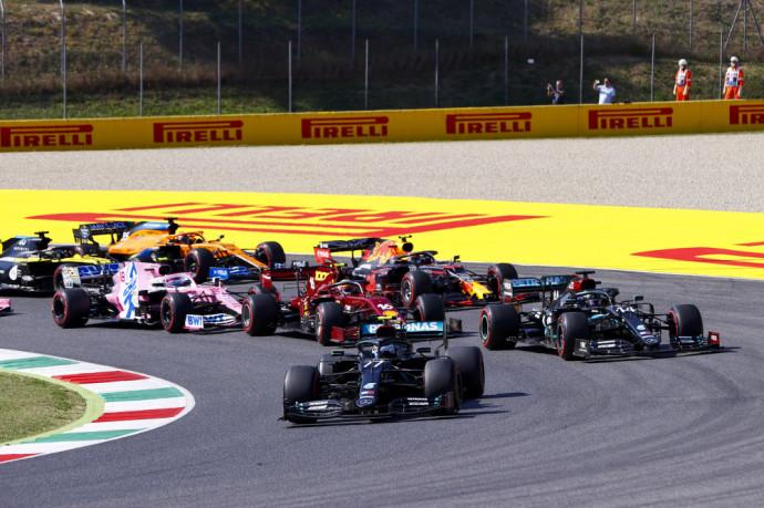 Formula 1 Tuscan GP 2020