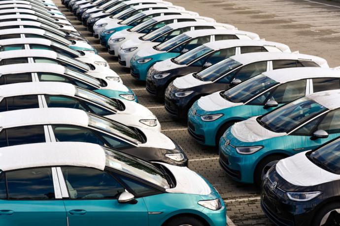 Baltijos šalis pasiekė Volkswagen ID.3