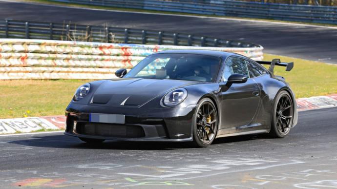 992 kartos Porsche 911