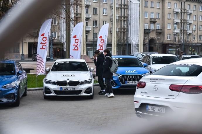 Lietuvos metų automobilis 2020