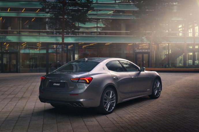 Brand new Maserati Levante and Maserati Ghibli Hybrid