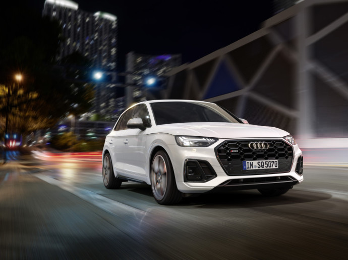 Updated Audi SQ5 TDI arrives with performance boost, new tech