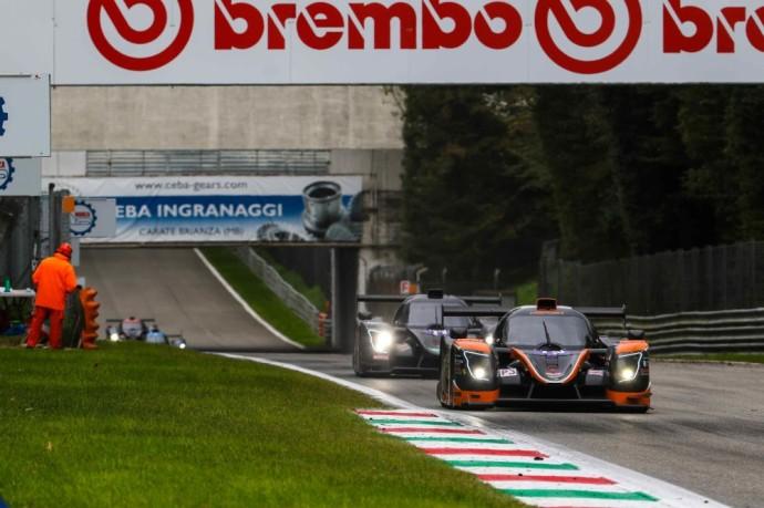 Europos Le Mans serijoje dalyvaujantis Gustas Grinbergas