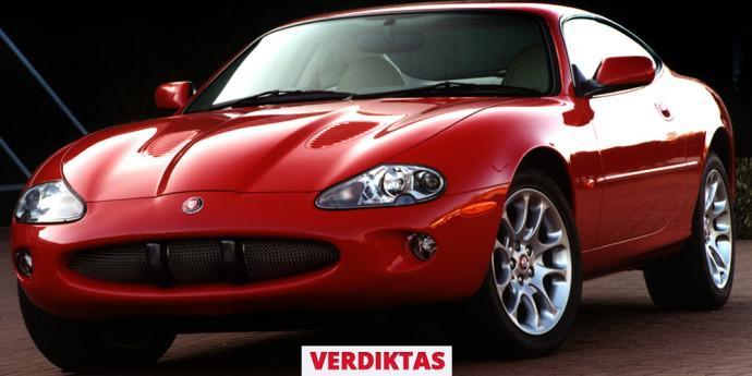 Atsiliepimas apie naudotą Jaguar XK