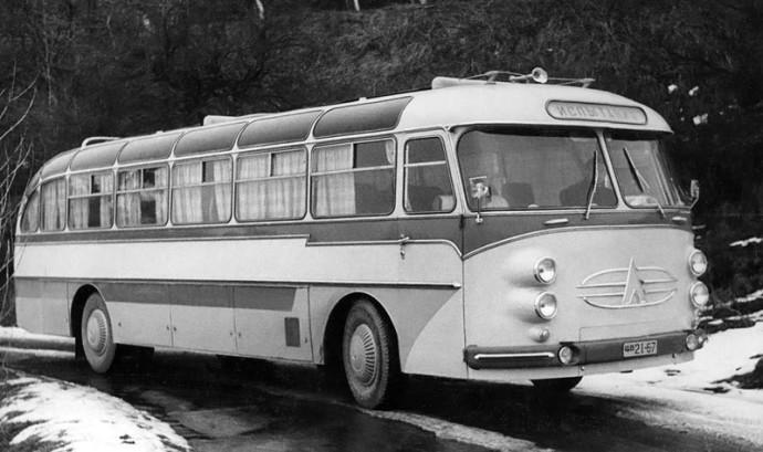 LAZ-699 (1960)