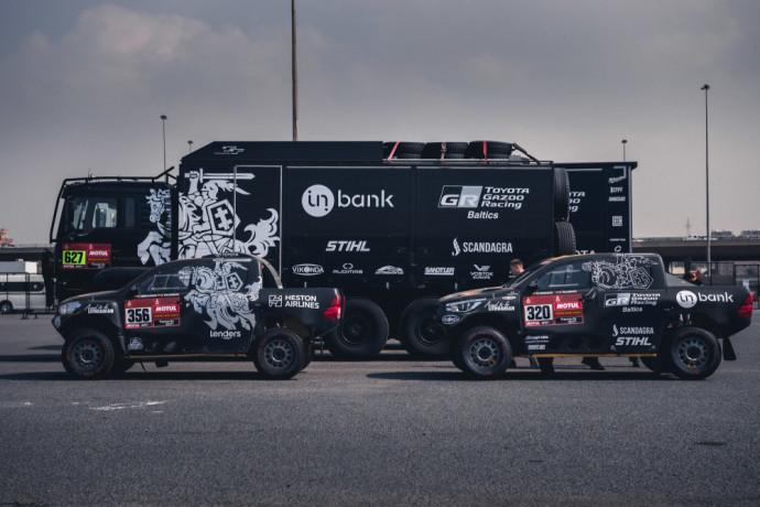 Dakaro ralis 2020