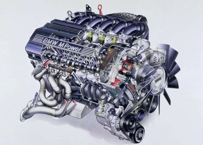 """""""BMW M52TU"""" ir """"M54"""": Ko gero, geriausi BMW varikliai"""
