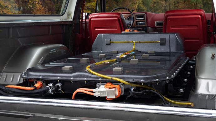 Chevrolet K5 Blazer-E