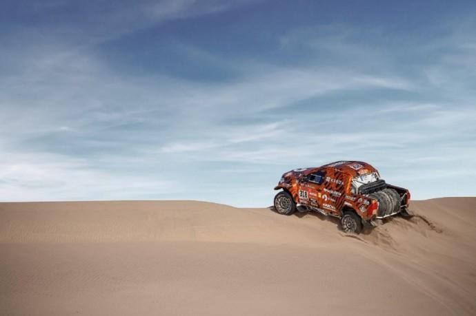 Antano Juknevičiaus Dakaro automobilis