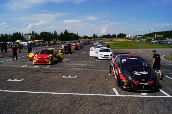 Automobilių lenktynės Nemuno žiede