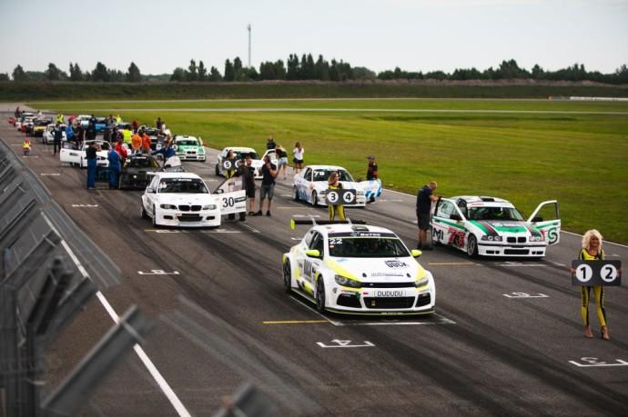 Estijos lenktynių trasa - Parnu